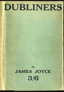 Dubliners, 1914 - Dust jacket
