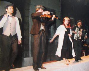1999 - Ulisse: ovvero tu mare grega